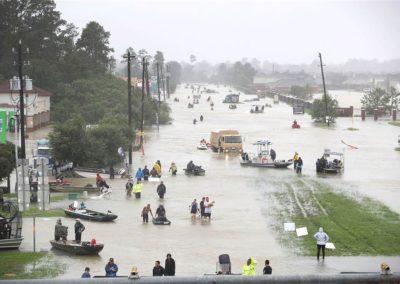 Hurricane Harvey, Houston, TX - NBC